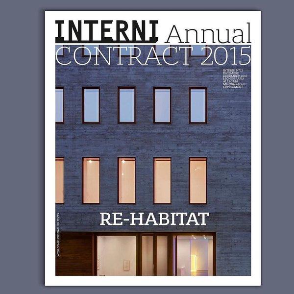 Interni Annual Contract 2015