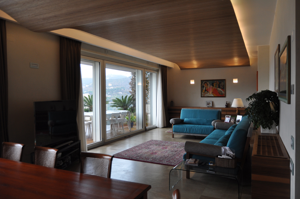 Penthouse in Salerno
